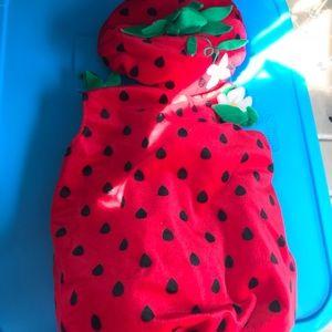 Costumes - Strawberry costume